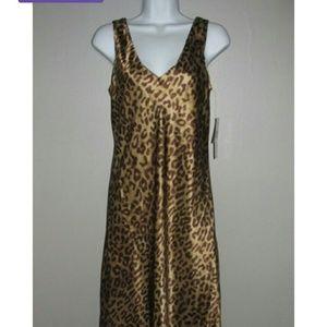 Nwt Jones New York Venezia Silk Maxi Size 8