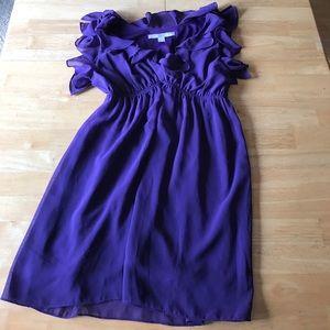 Beautiful purple size M XXI boutique style dress
