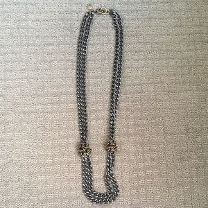 J Crew Chain Link Necklace