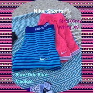 HP🎉Nike Shorts/Compression shorts**