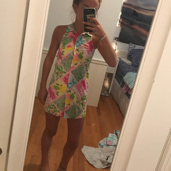 Lilly Pulitzer Other - Lilly Pulitzer Botton Down dress