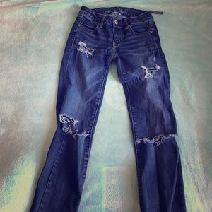 American Eagle Outfitters Jegging Jeans