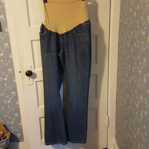 Nwot  maternity jeans