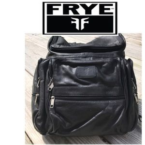 FRYE Leather Backpack w/ Laptop store