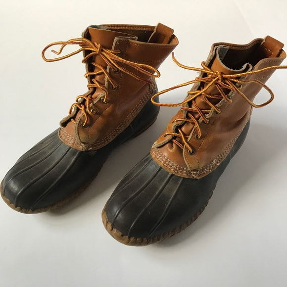 1a2d3616557 L.L. Bean Other - LL Bean Vintage Hunting Boots High Top Duck Boot