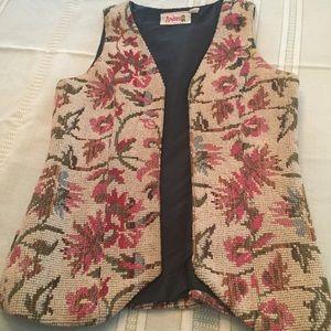 Other - Vintage brocade vest