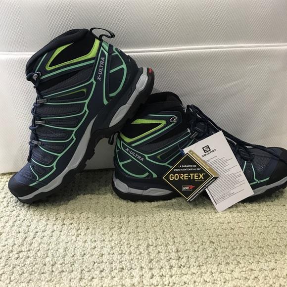 save off 8e58a bc5a4 Salomon x ultra mid 2 GTX hiking boot NWT