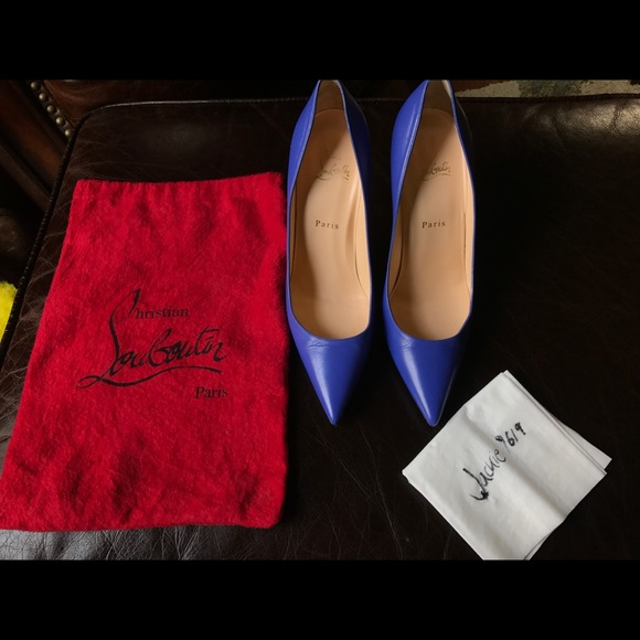 1a58744e19fb Christian Louboutin Shoes - Christian Louboutin Décolleté 554 100mm Size  40.5