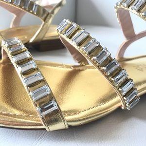 Zara Shoes - Zara Gem Encrusted Sandals