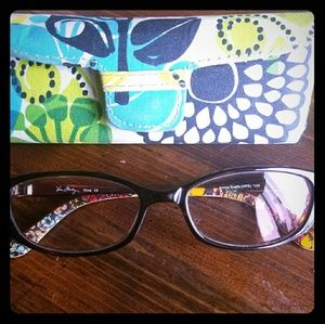 Vera Bradley optical reading glasses