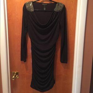 INC international Concepts Long Sleeve Dress Sz. L