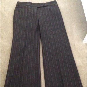 Stripped Dress pants