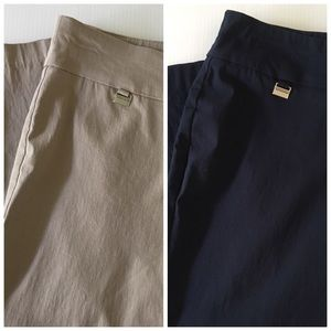 Alfani Bundle Tan/Navy