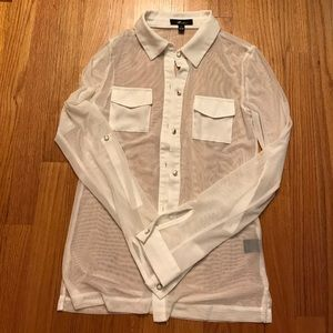 Monteau button down