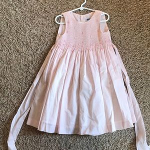 Luli and Me Smocked dress