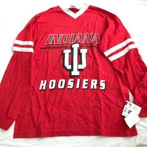 NWT kids Indiana shirt