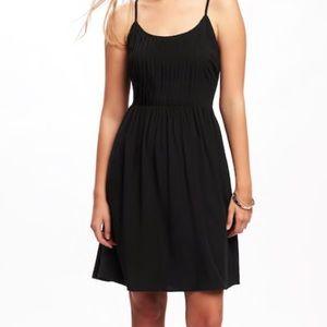 Dresses & Skirts - Fit n flare pin tuck dress
