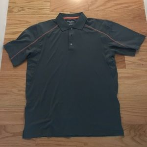 Golf polo dry fit
