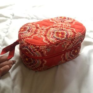 Vera Bradley travel jewelry box!