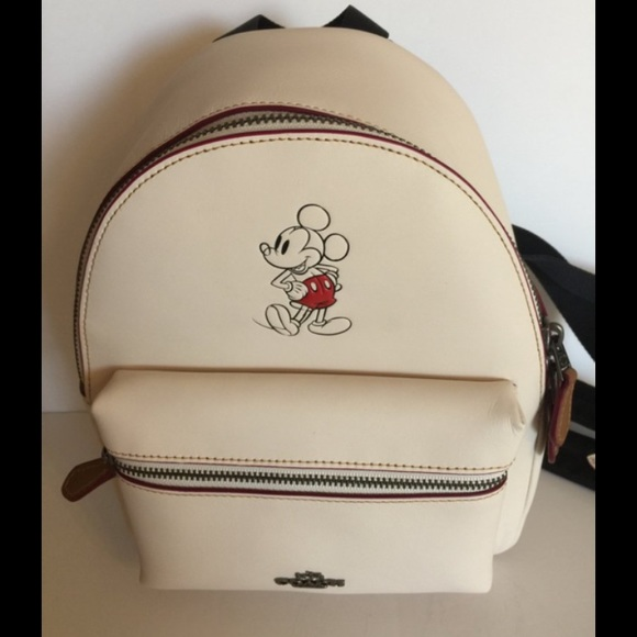 af2712b5795 Coach Bags   Disney X Mickey Mouse Backpack   Poshmark