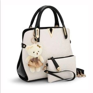 Handbags - 2 bags/ set casual handbag designer