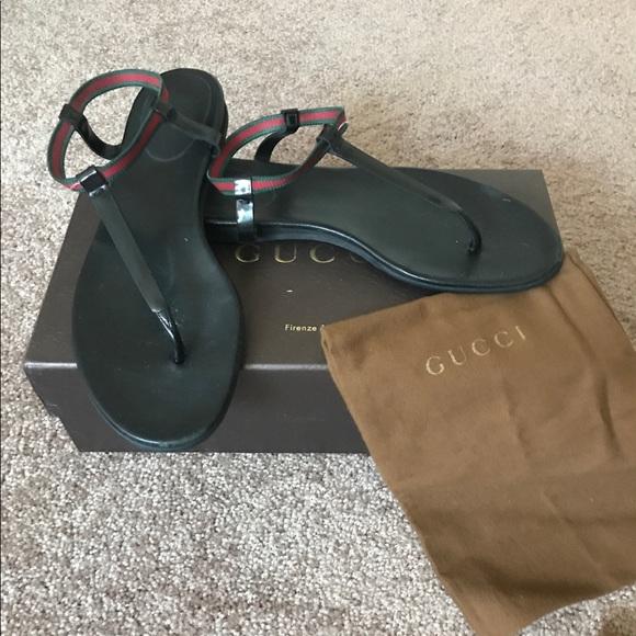 2b5fe0b7e268 Gucci Shoes - 100% Authentic Gucci sandals