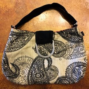 1154 Lill Studio Hobo Purse - Reversible