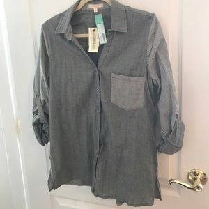 NWT Skies are Blue Top L