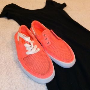 Shoes - Womens Coach Malania Sneakers NWOT