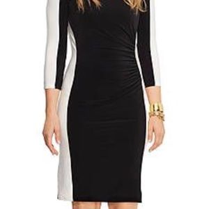 Ralph Lauren jersey sheath dress