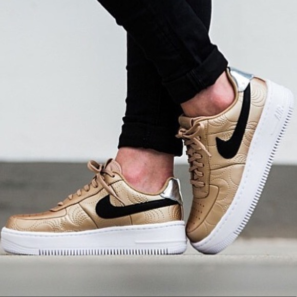 NWT Nike Air Force 1 Upstep LOTC QS WMNS , size 8