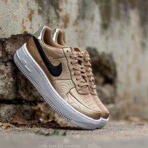 buy popular b2a04 2f527 Nike Shoes - NWT Nike Air Force 1 Upstep LOTC QS WMNS , size 8