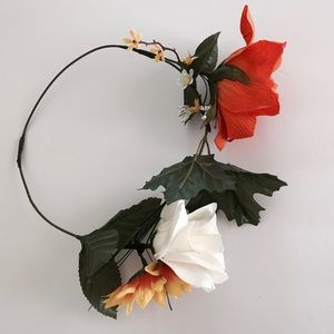 Accessories - Custom flower head piece