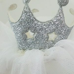 ⚡🎈➡️NWT Copper Key Silver Crown Headband