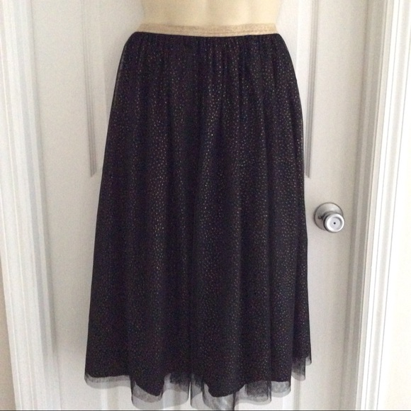 48a24ca50b Cat and Jack Dresses & Skirts - Cat and Jack tulle skirt elastic waist  sparkly