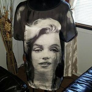 Marilyn Monroe Top
