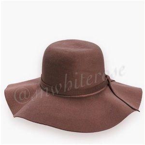 Accessories - Wide Brim Hat