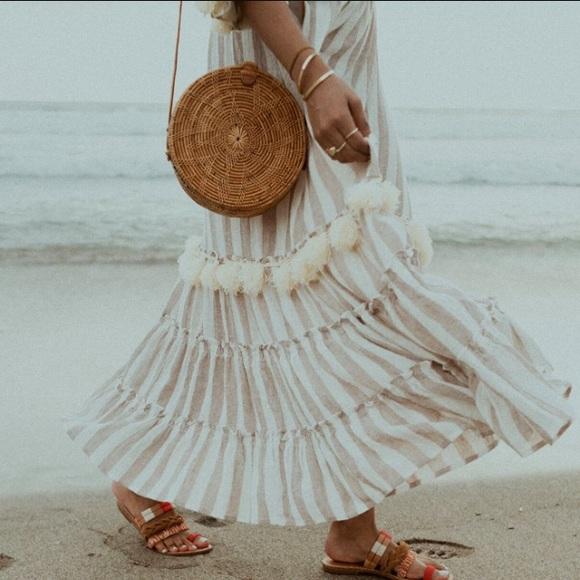 Round rattan bag Make Offers