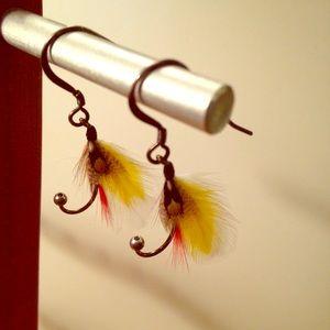 Jewelry - Fly Fishing Earrings