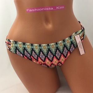🆕😍 Victoria's Secret cheeky swim bikini bottom