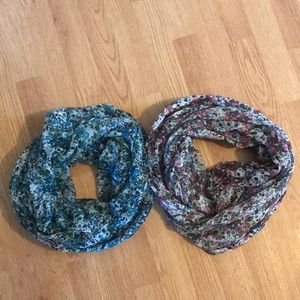 Other - 2 scarfs for one price!!