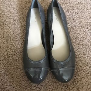 Shoes - Cole Haan wedges NWOT leather shoes US size 11