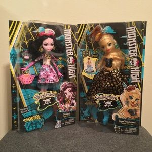 Other - New Monster High Dolls