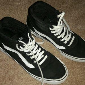 Vans Shoes - Milton Vans (canvas) c31ac807a07