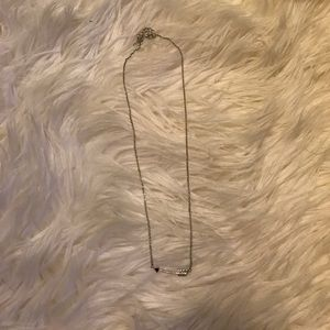 Jewelry - Sterling Silver Dainty Arrow Necklace