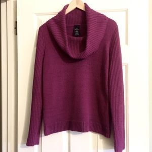 ⭐️ Faded Glory Cowl-Neck Sweater