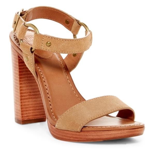 4f76e61a93a Frye Shoes - Frye Sara Harness Sandal