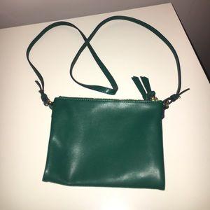 Small cross body purse