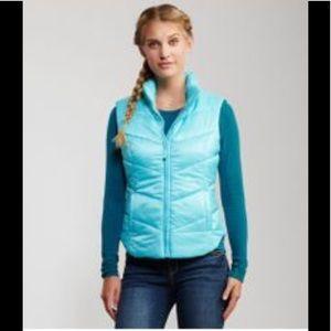 BNWT Aeropostale, Glacier Blue Puffer Vest, Sz Med