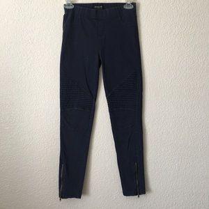 Moto Jeans/Leggings